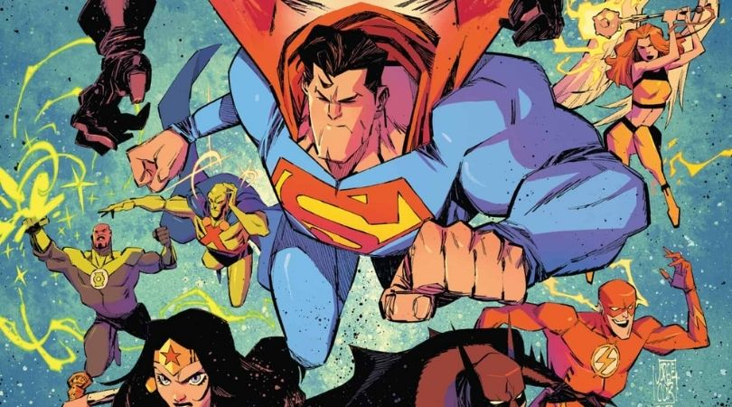 Justice League Infinity #2