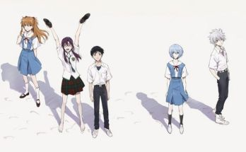 Evangelion 3.0+1.0 Thrice Upon A Time