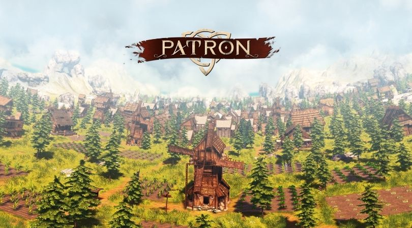 Patron- But Why Tho