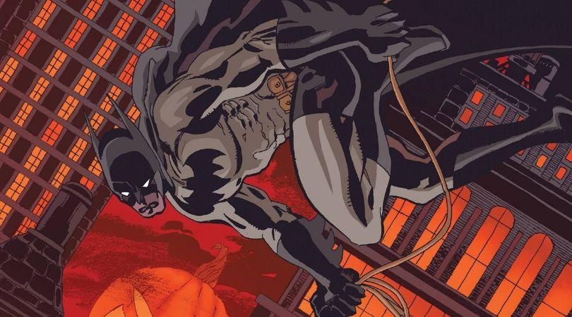 Batman Long Halloween - But Why Tho