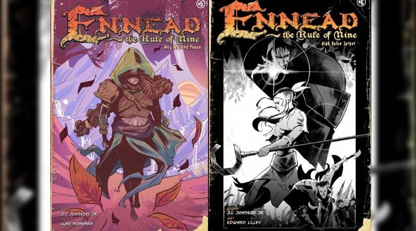 Ennead: The Rule of Nine