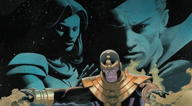 Eternals Thanos Rises #1 - But Why Tho