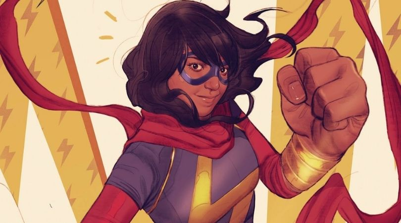 Ms. Marvel Marvel Tales #1 - But Why Tho