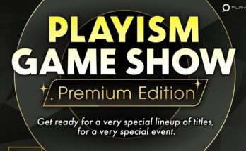 PLAYISM Game Show: