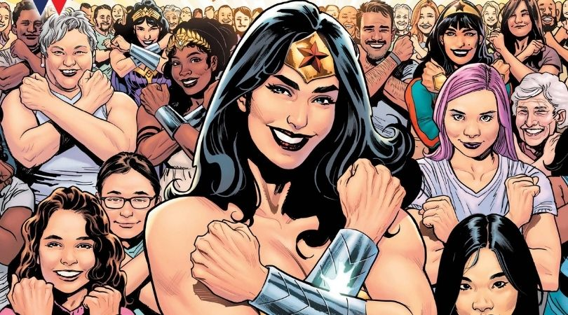 Wonder Woman 80th Anniversary 100-Page Super Spectacular - But Why Tho