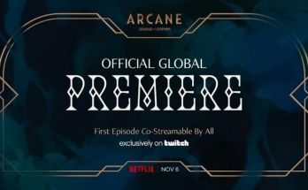 Arcane Premiere