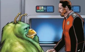 The Orville: Artifacts #1
