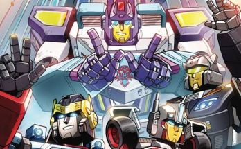Transformers Wreckers-Tread & Circuits #1 - But Why Tho