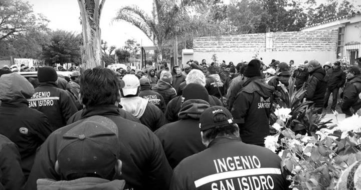 Denuncian que Pulleiro militarizó el Ingenio San Isidro ante protesta laboral