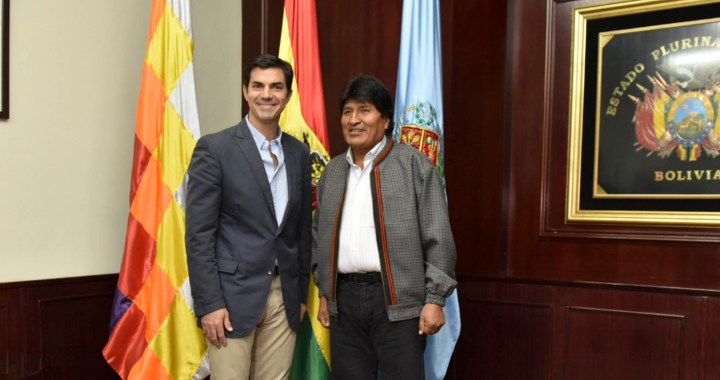 Evo Morales visitará Salta en octubre