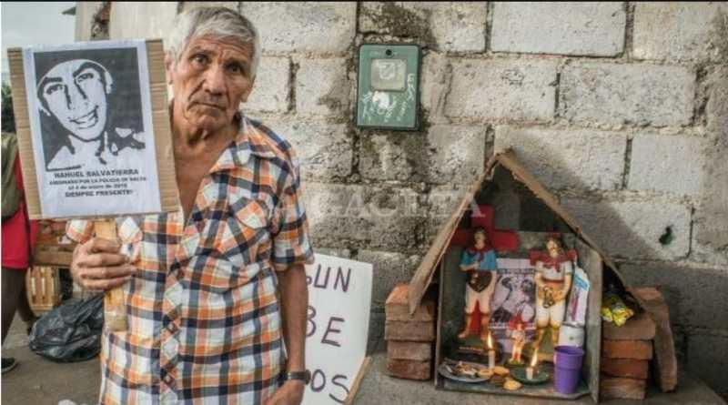 Gatillo fácil: prisión perpetua para el policía que mató al joven Nahuel Salvatierra