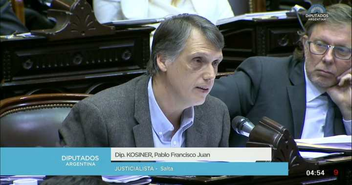 "Kosiner: ""Las fotos no definen nada, lo que define son las decisiones políticas"""