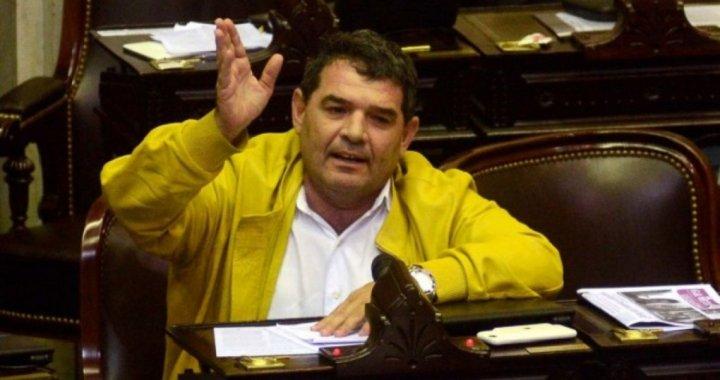 Ni una menos: el día que Olmedo fue el único en votar en contra de la Ley Micaela