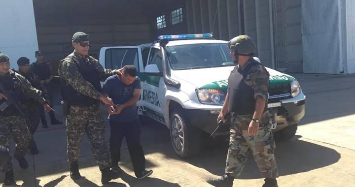 El «Clan Castedo»: Cayó un narco con vínculos en Salta que era buscado por Interpol