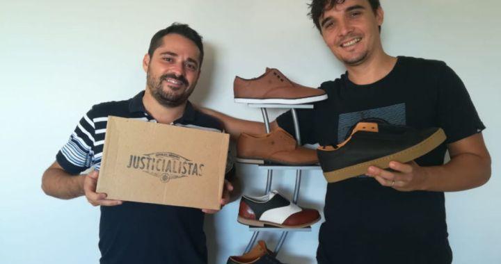 """""""Tenés los zapatos, faltan ideas"""": La respuesta al militante macrista que se mostró con calzado de Justicialistas"""