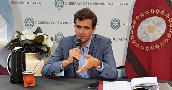 El ministro de Economía de Salta criticó la política económica nacional