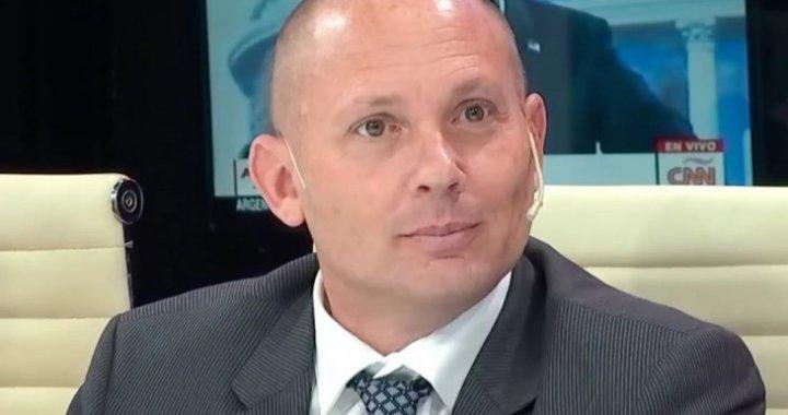 Marcelo D'Alessio fue procesado con prisión preventiva por asociación ilícita