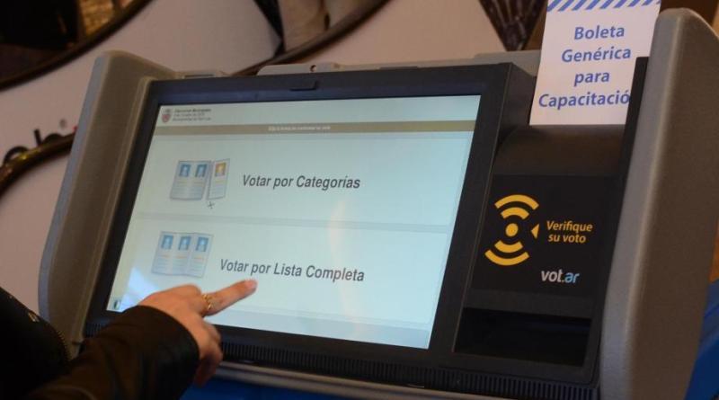 Diputados aprobó eliminar la Boleta Electrónica en las elecciones