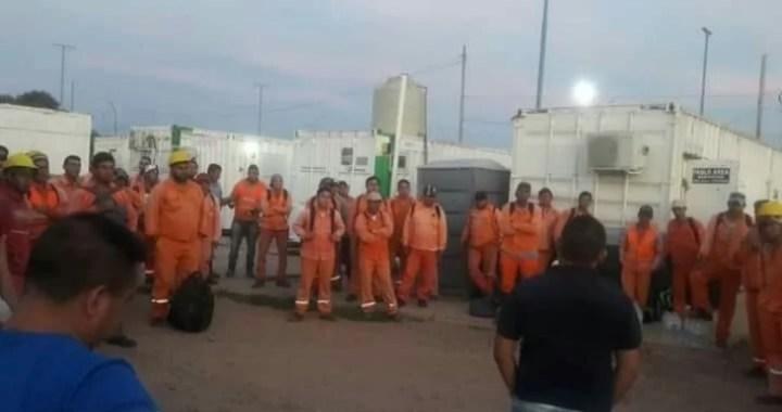 Apolinario Saravia: Denuncian despidos y complicidad de UOCRA
