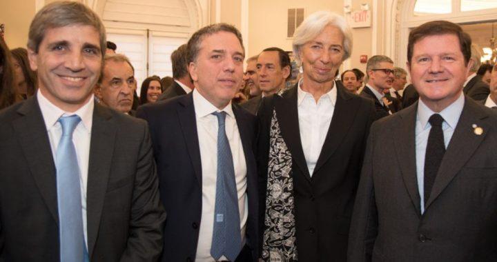 """Dujovne: """"Los recursos del FMI no los estamos gastando, los estamos guardando"""""""