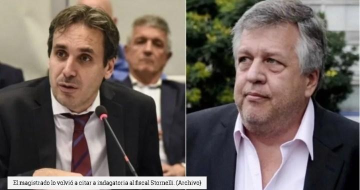 Ramos Padilla pidió el desafuero del fiscal Carlos Stornelli