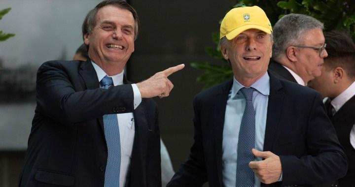 ¿Qué dejo la visita de Jair Bolsonaro a la Argentina?