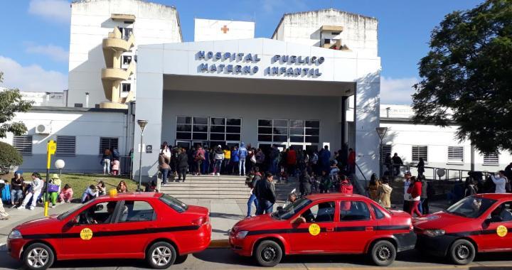 Ni el ministro de salud, ni el gerente del hospital saben dónde se compraron las baterías que se quemaron