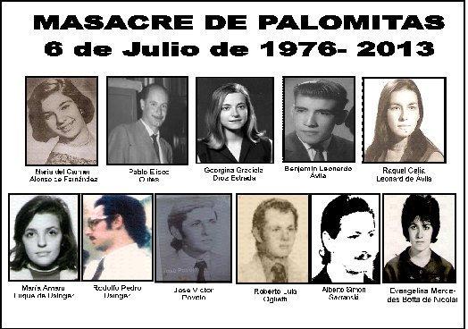 Terrorismo de Estado: a 43 años de la Masacre de Palomitas