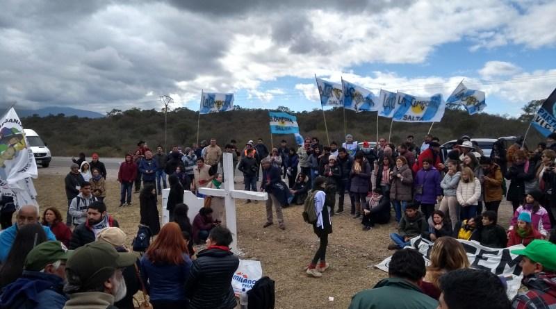 Acto en Palomitas: música, poesía y reflexión a 43 años de la Masacre