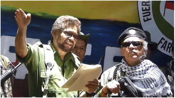 Colombia: Márquez afirma que las FARC retoman las armas