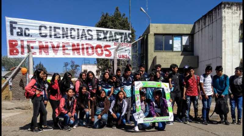Semana de la Ciencia: Más de 400 personas visitaron la Feria en su inauguración