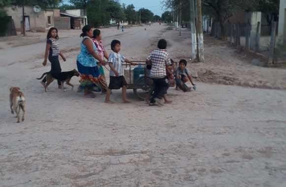 Emergencia en el Chaco Salteño: el 80% de las familias no tiene agua potable