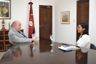 Abel Cornejo trabajará con el Ministerio de las Mujeres, Géneros y Diversidad