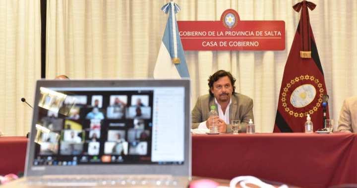 Coronavirus: habla Sáenz sobre vuelta a «fase 1» tras definiciones de Nación