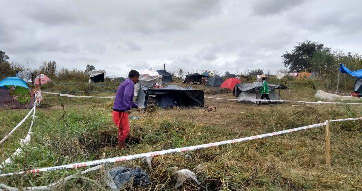 La pandemia agrava la crisis y cientos de familias toman terrenos