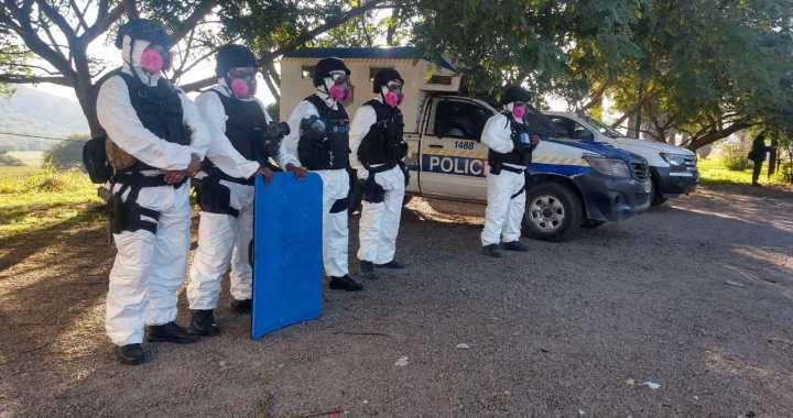 Incumplían la cuarentena y fueron sorprendidos: les iniciaron causa penal