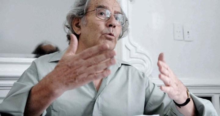"""Pérez Esquivel: """"El espionaje ilegal y el lawfare son herramientas para dominar nuestros pueblos"""""""