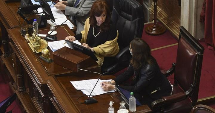 El Senado debate las Leyes de Alquileres y de Educación a distancia