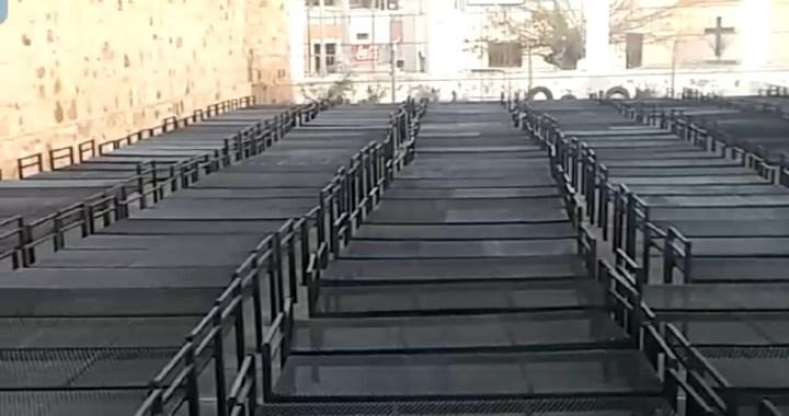 Los presos fabricaron 300 camas para reforzar el sistema sanitario provincial