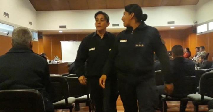 Caso Cintia Fernández: requieren juicio para la policía Gimena Núñez