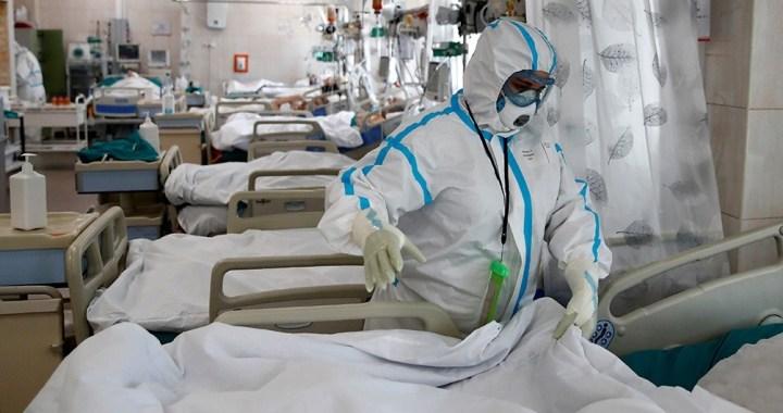 Cuatro provincias están tratando pacientes con coronavirus a través de ibuprofeno inhalado