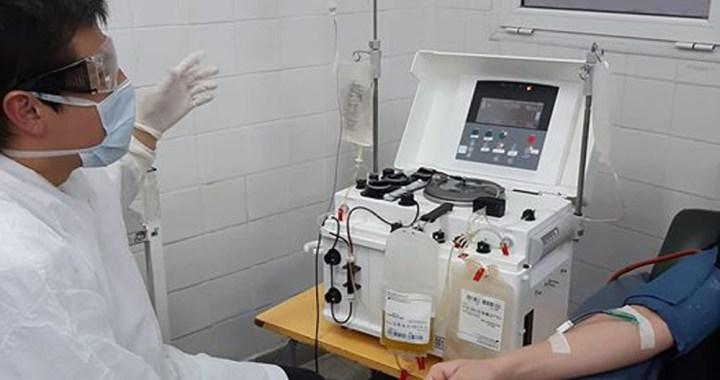 Lo que hay que saber acerca de la donación de plasma y su uso para pacientes con COVID-19