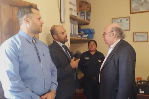 Mamaní tiene amigos: el auxiliar fiscal Sergio Dantur le filtraba información