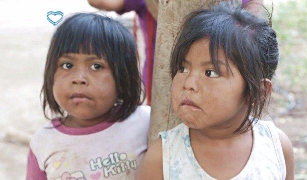 Indignante: echan culpas a los wichís por la desnutrición que sufren