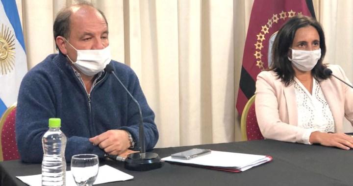 """""""Tenemos carencia de médicos"""": Villada advirtió por falta de profesionales en el interior"""