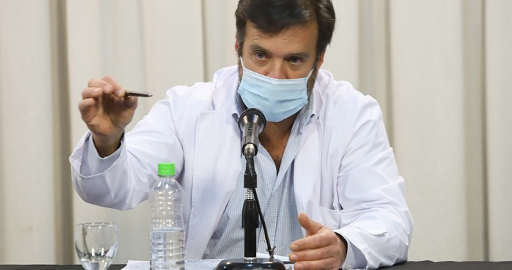 Segunda ola de contagios: Sáenz convoca a Francisco Aguilar para presidir el COE