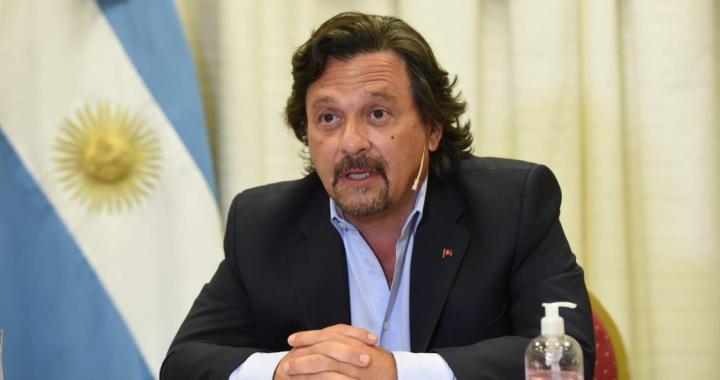 Sáenz dice que nunca pidió a Nación que se designe a Medrano