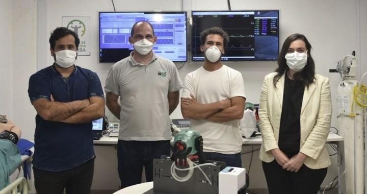 Coronavirus: la ANMAT aprueba un respirador mecánico para pacientes