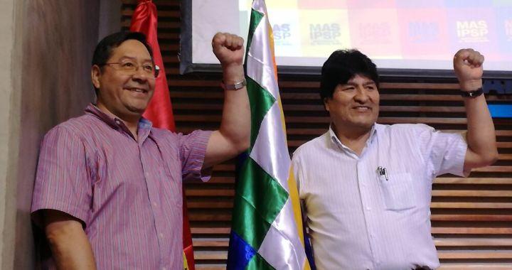 Amplia victoria de Luis Arce en Bolivia: el MAS tendrá mayoría en ambas Cámaras legislativas