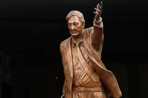 "Cristina le agradeció a Alberto por repatriar la figura de bronce de Néstor Kirchner: ""Es una caricia al alma"""